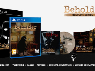 Beholder (Collectors Edition) -  PlayStation 4